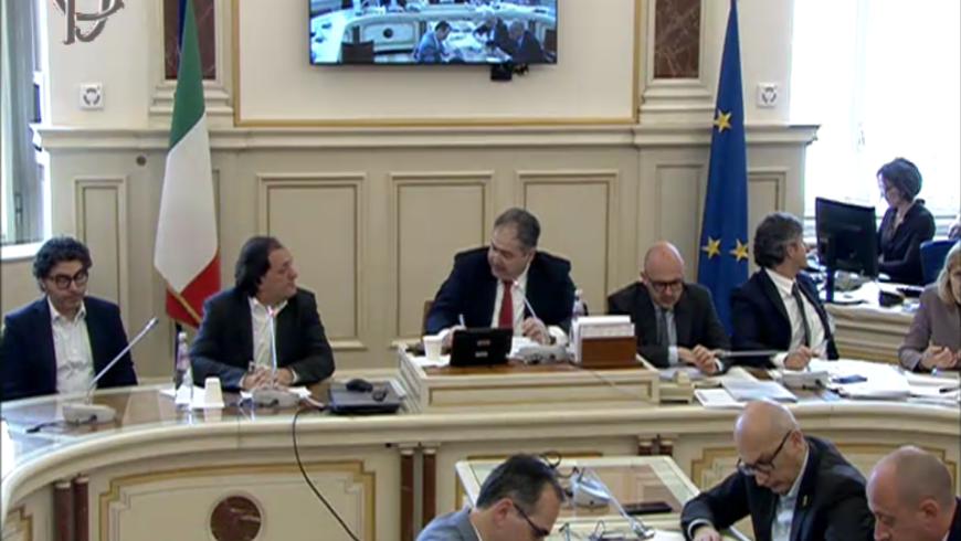 Audizione della Rete delle Professioni Tecniche VIII Commissione (Ambiente, territorio e lavori pubblici) Camera dei Deputati